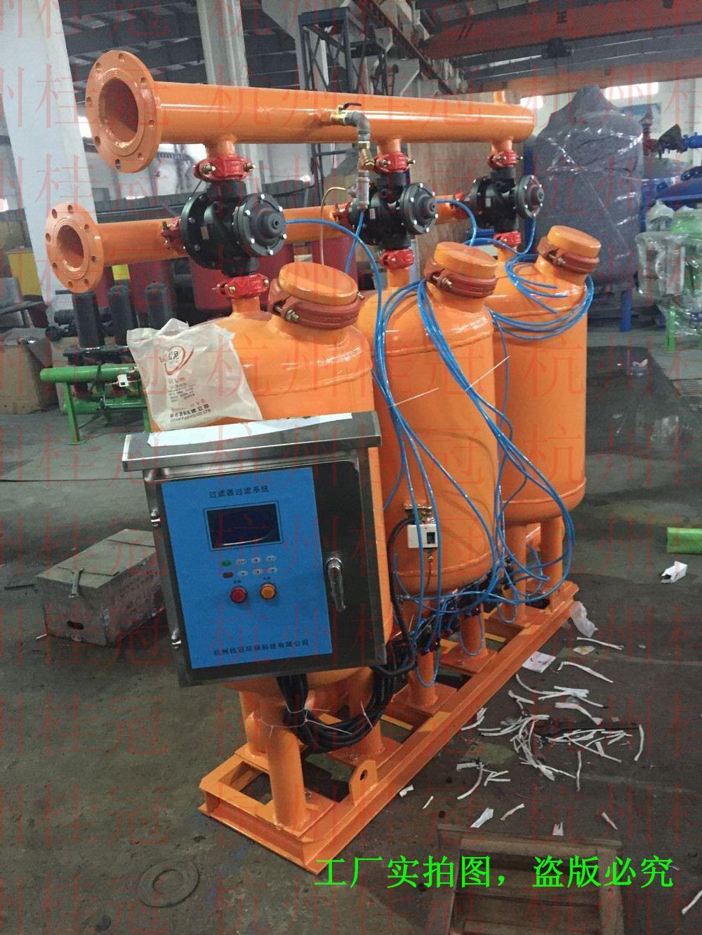 全新砂石过滤器,灌溉过滤器,首部过滤器